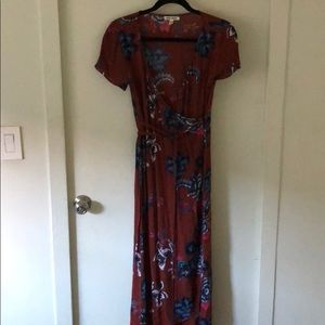 Billabong Wrap Dress